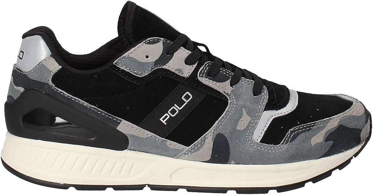 Polo ralph lauren 809710297001 Zapatos Hombre Negro 44 ...
