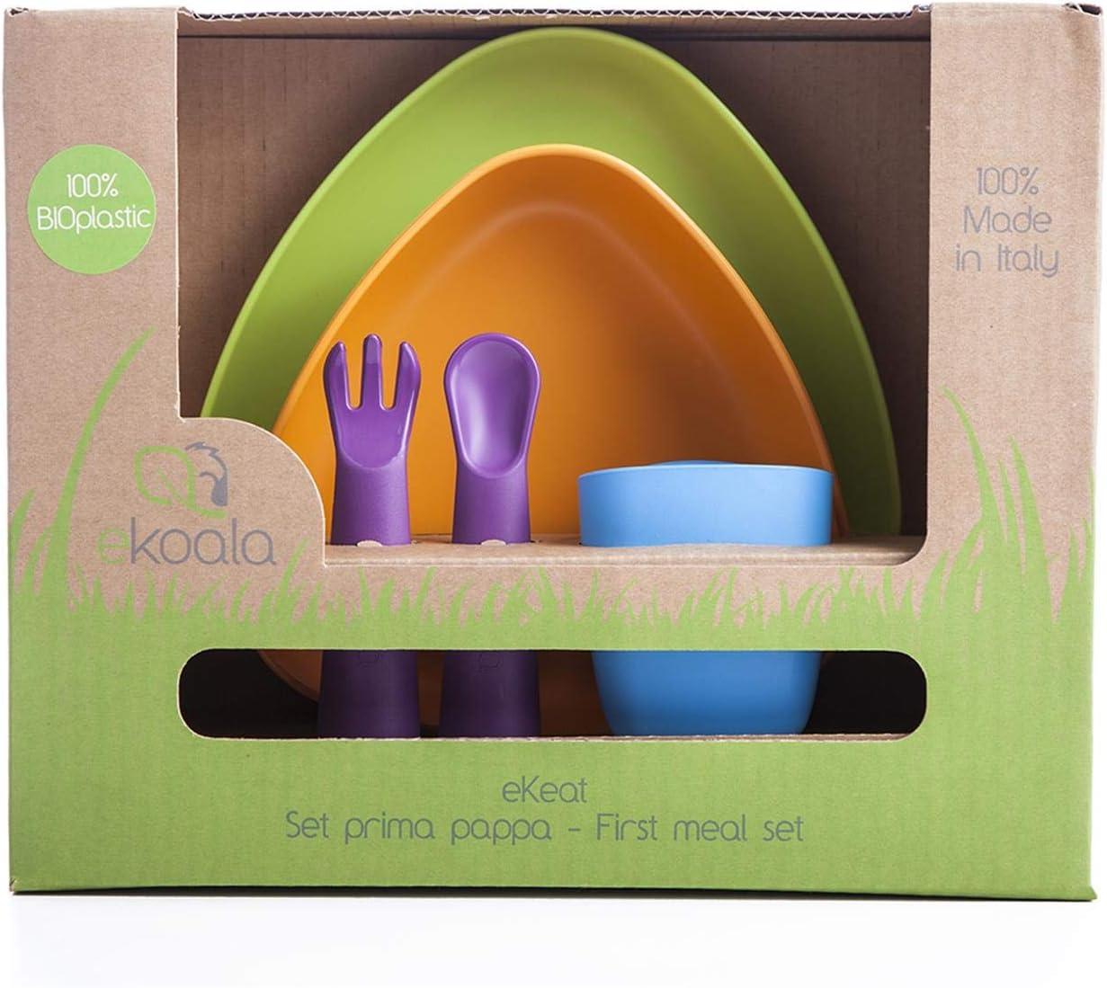 One Size eKoala eKeat First Meal Set Multicolour
