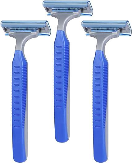 Cuchillas de afeitar desechables de doble filo MINISO, para ...