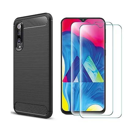 Amazon.com: Abbeen Xiaomi Mi 9 SE Funda y protector de ...