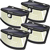 Aootek New solar lights 120 Leds upgraded with