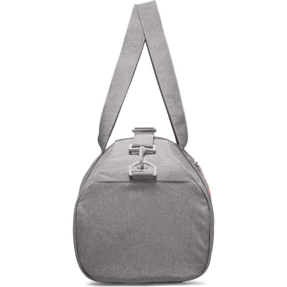 c8fff2a306 Amazon.com  Nike Women s Gym Club Training Duffel Bag (Atmosphere  Grey Atmosphere Grey Rush Coral