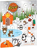 REESE Holiday Advent Calendar, 222 Grams