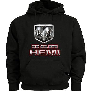 Dodge Ram Hoodie >> Amazon Com Dodge Hoodie Dodge Ram Hemi Sweatshirt Clothing