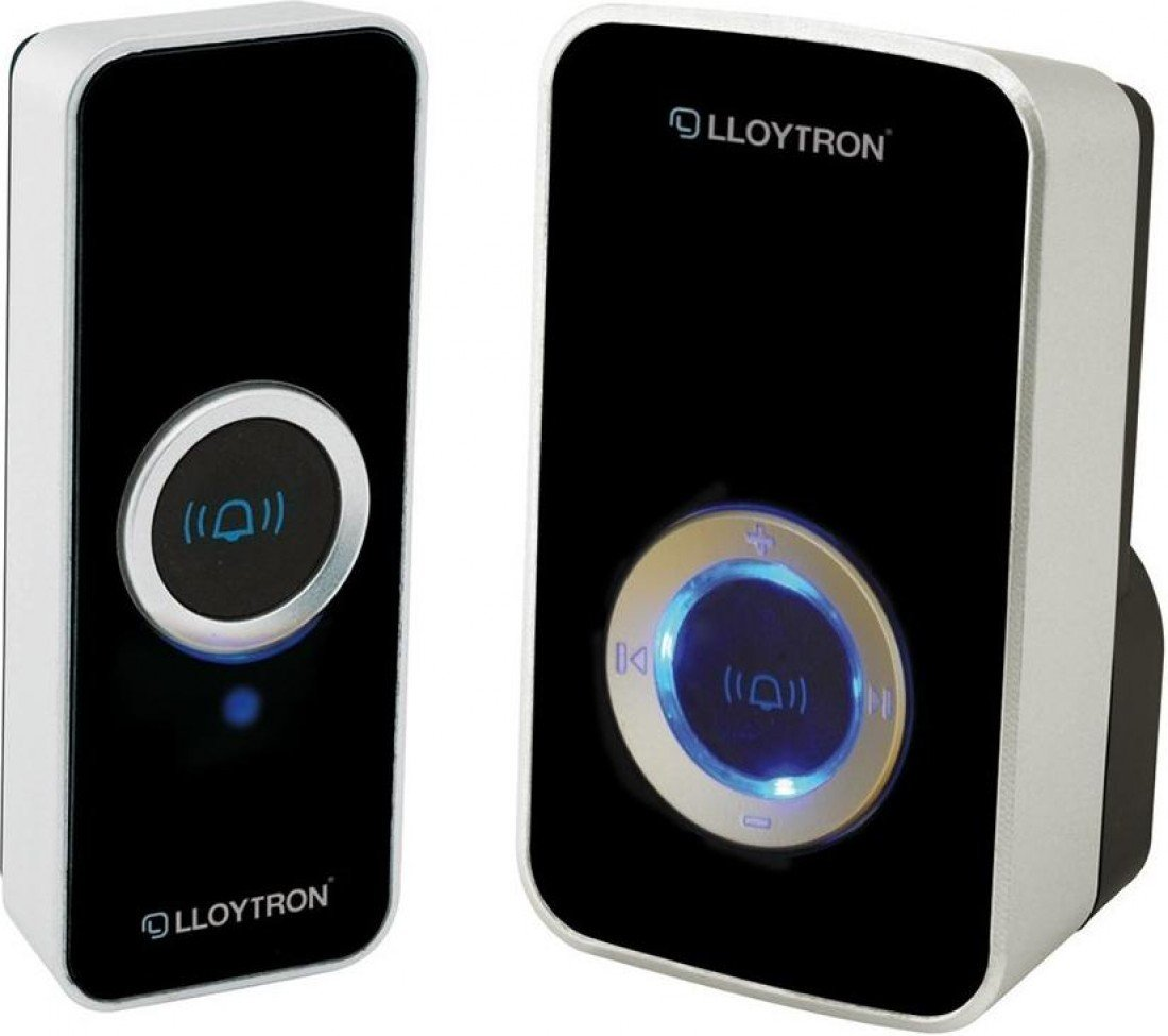 32 Chime Wireless Door Bell Cordless 100m Range Quality