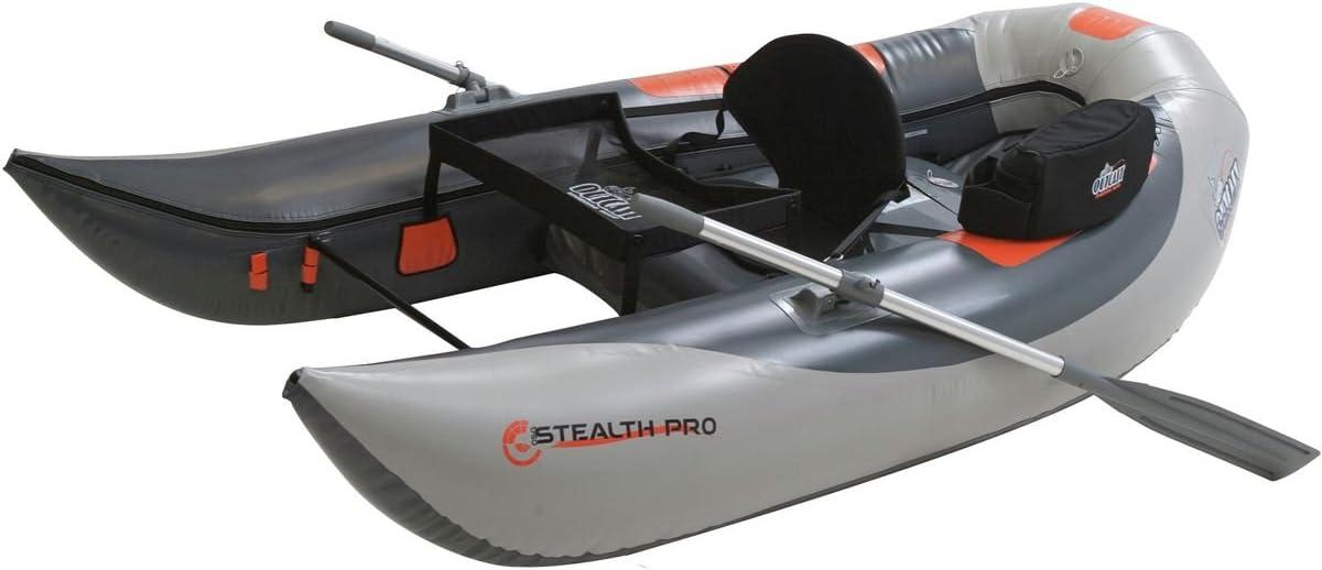 OutcastステルスProフレームレスボート