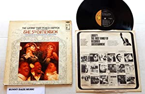 The 5th Dimension The Worst That Could Happen Formerly The Magic Garden - Soul City Records 1968 - A Used Vinyl Record Album - 1968 Reissue Pressing SCS-92001- Ticket To Ride - Paper Cup - Carpet Man