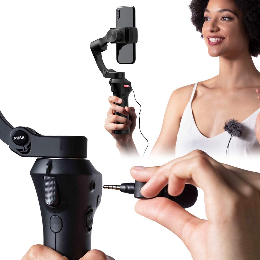 S9 S8 S8 S7 Official Store Snoppa Atom a Pocket Sized 3 axis Smartphone Handheld Gimbal Stabilizer w//Focus Pull /& Zoom for iPhone Xs Max Xr X 8 Plus 7 6 SE Android Smartphone Samsung Galaxy S9