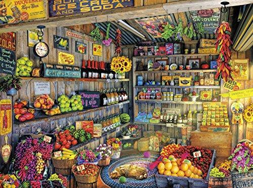 Price comparison product image Buffalo Games - Aimee Stewart - Farm Fresh - 1000 Piece Jigsaw Puzzle