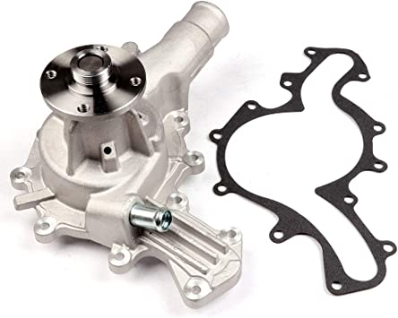 Engine Water Pump w// Gasket For Ford /& Mazda 4.0L V6 1990-2001