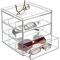 mdesign apilable Organizador para gafas, gafas de sol