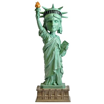 Action Figure - Bobble Head - Statue of Liberty New Toys Gifts Licensed 1081