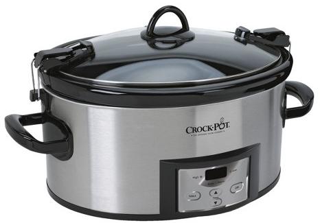 Crock-Pot® 6-Quart Programmable Cook & Carry™ Sl... : Target