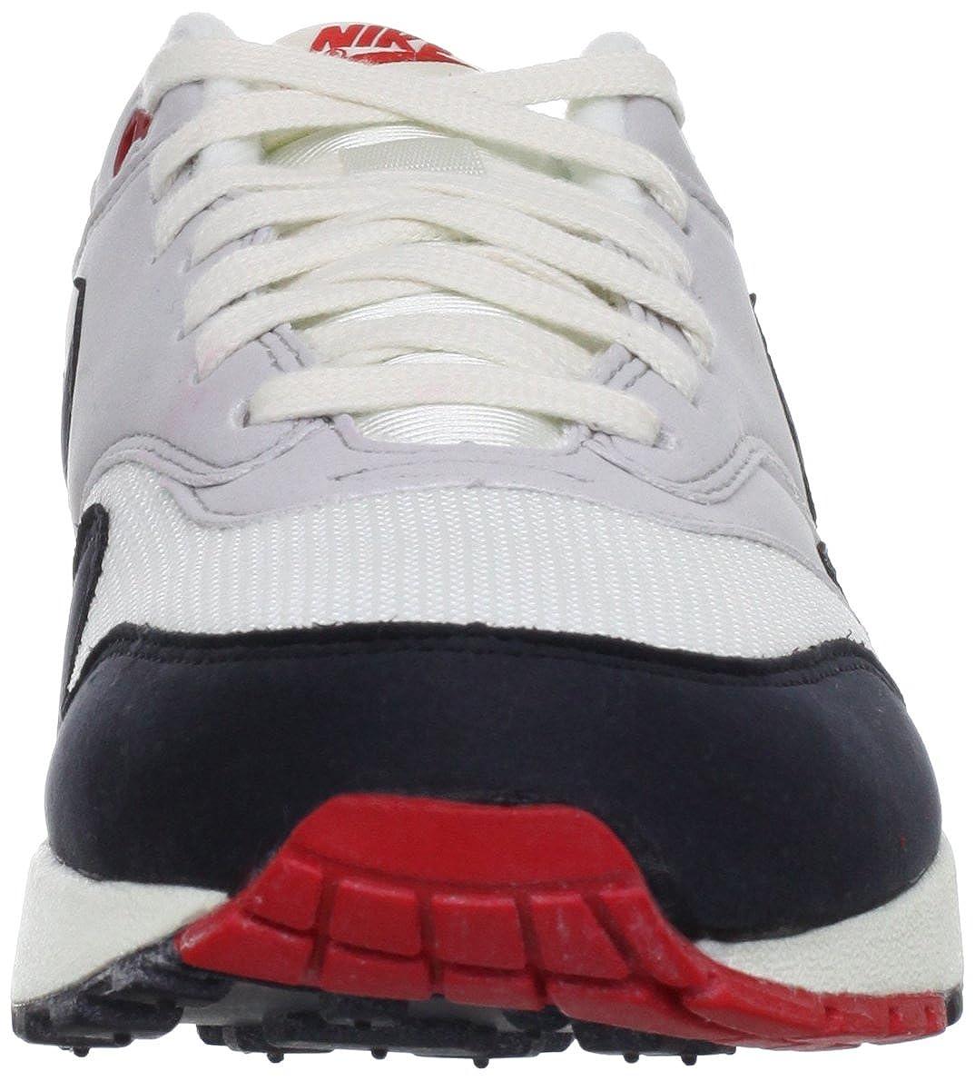 size 40 71803 3f857 Nike Air Max 1 Og Sail neutral  university  dark Obsidian 554717-100   Amazon.co.uk  Shoes   Bags