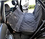 Waterproof Hammock Pet Car Seat Cover - Dog Back Seat Cover With Seat Anchors for Cars - Trucks and SUV - Machine Washable - Non Slip by Fragralley