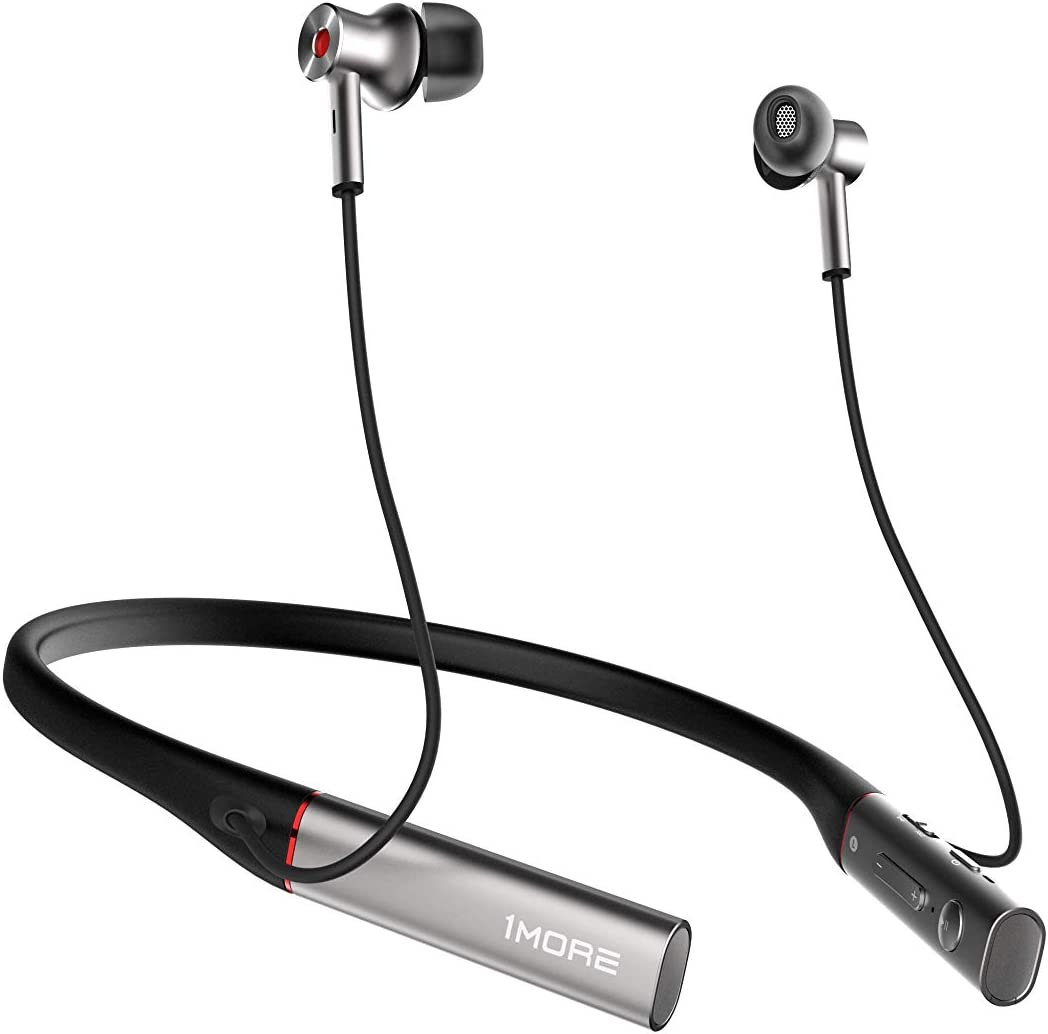 1MORE E1004BA-SILVER Dual Driver Anc In-Ear Wireless Bluetooth Earphones