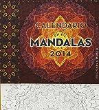 Calendario de los mandalas 2014 (Spanish Edition)