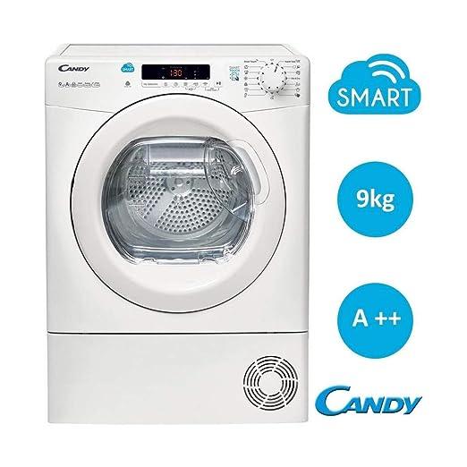00c57f99a29099 Candy CS H9A2DE-S/ Asciugatrice, 9 kg, 66 dB(A), Bianco: Amazon.it: Grandi  elettrodomestici
