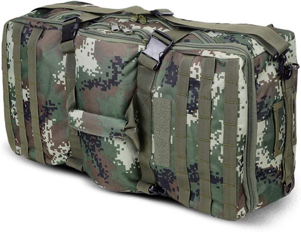 HUYANNABAO Men Military Backpack Large Capacity Women Mountaineering Backpack Waterproof Army Big Travel Backpacks Bag