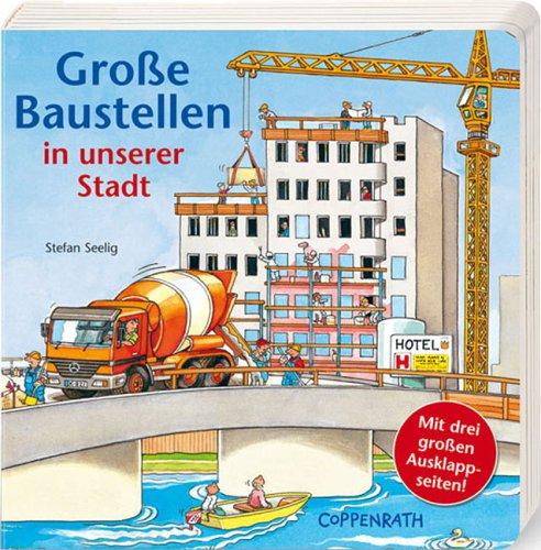 Grosse Baustellen in unserer Stadt