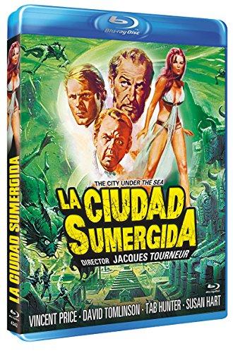 La Ciudad Sumergida BD 1965 The City Under the Sea (War-Gods of the Deep) [Blu-ray]