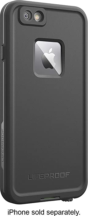 LifeProof Fre Protective Waterproof Case for Apple iPhone 6 PLUS / iPhone 6S PLUS - (5.5 Screen) - Black