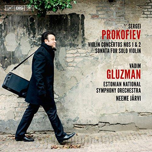 Prokofiev: Violin Concertos Nos. 1 & 2 & Sonata for Solo Violin