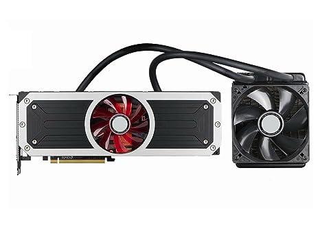 XFX R9-295X-8QFA Radeon R9 295X2 8GB GDDR5 - Tarjeta gráfica ...