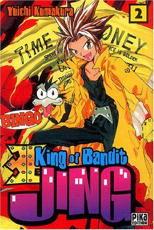 King Of Bandit Jing, tome 2
