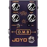 【国内正規品】JOYO ジョーヨー エフェクター R-06 OMB Looper/Drume machine ルーパー&ドラムマシン