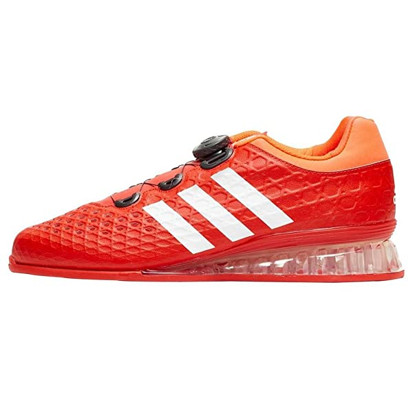 08194cf50 Adidas Leistung 16 Trainers Mens Indoor Weightlifting Shoes (4 UK