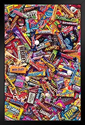 I Want Candy Howard Shooter Poster 12x18 inch