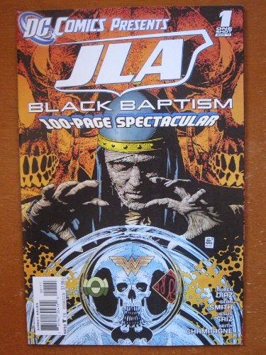 DC Comics Presents Justice League of America: Black Baptism 100-Page Spectacular #1, August 2011