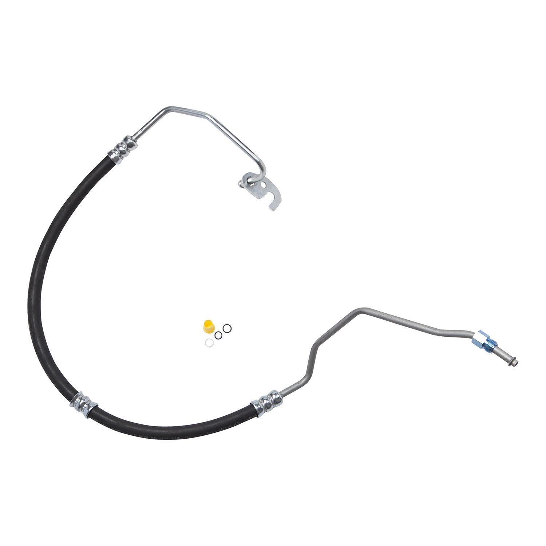 Edelmann 92403 Power Steering Pressure Line Hose Assembly