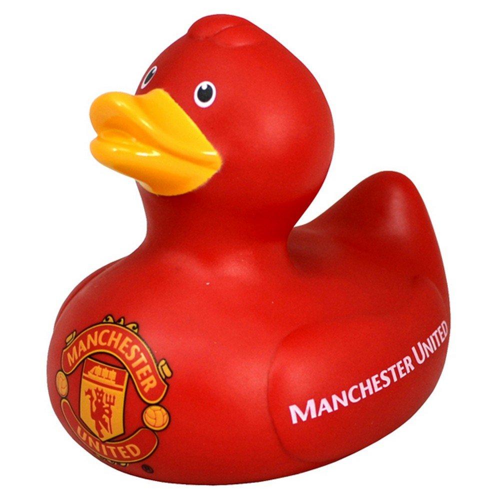 Manchester United Bade-Ente/Badewannen-Ente/Gummi-Ente FC Logo