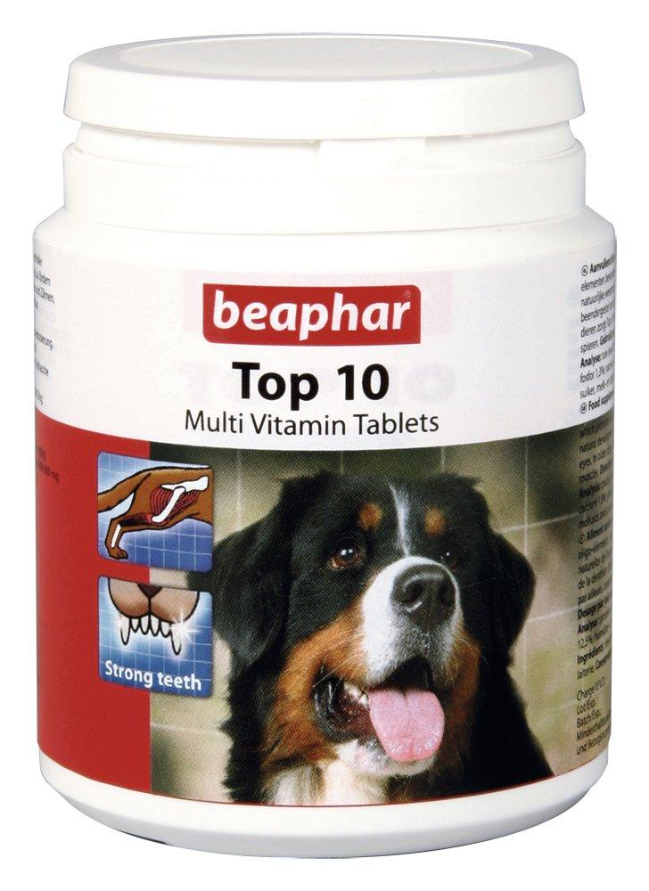 Beaphar Top 10 Multi-Vitamin Tablets for Dogs 10394