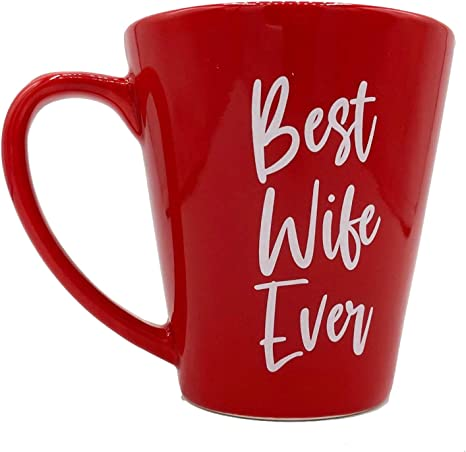 Best Wife Ever Mug Wife Gifts From Husband Best Wife Coffee Mug Gift Valentine Mugs Cups Funny Coffee Mug By Find Funny Gift Ideas Variations Ftardo Best