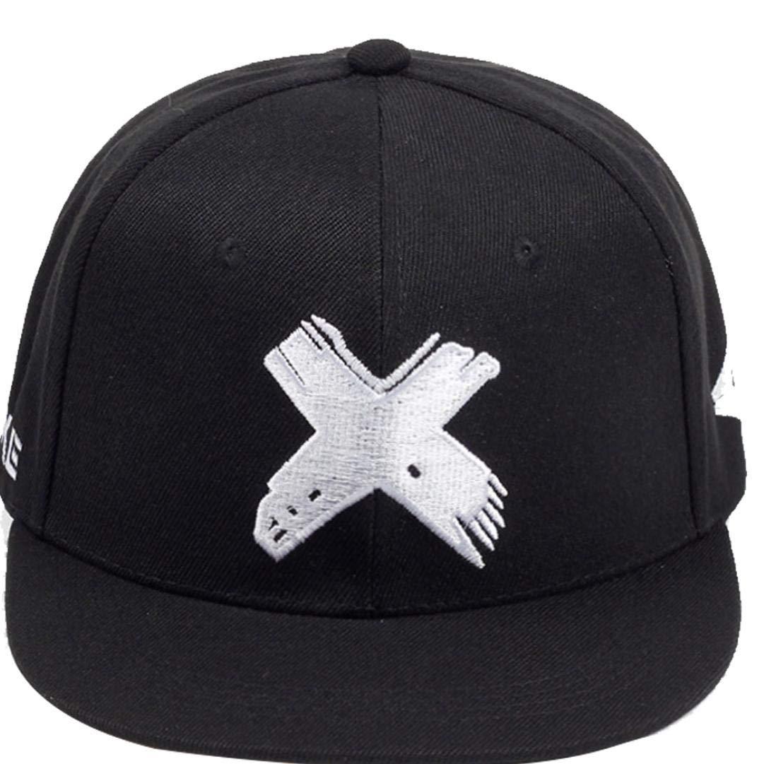 Hip Hop Bordado Gorra De Béisbol del Sombrero del Snapback del ...