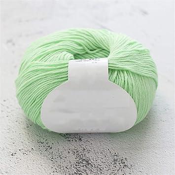 Shangwelluk Pack Esencial de ovillos de Lana para Caramelos de Lana acrílica, Surtido de Colores, Ideal para Todo Proyecto de Punto y Ganchillo: Amazon.es: Hogar