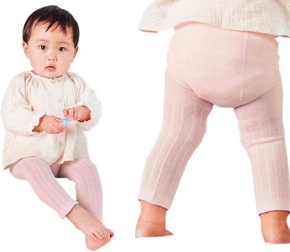 TAIYCYXGAN Baby Toddler Girls Boys Tights 5-Pack Infant Kids Footless Legging Pants Stocking