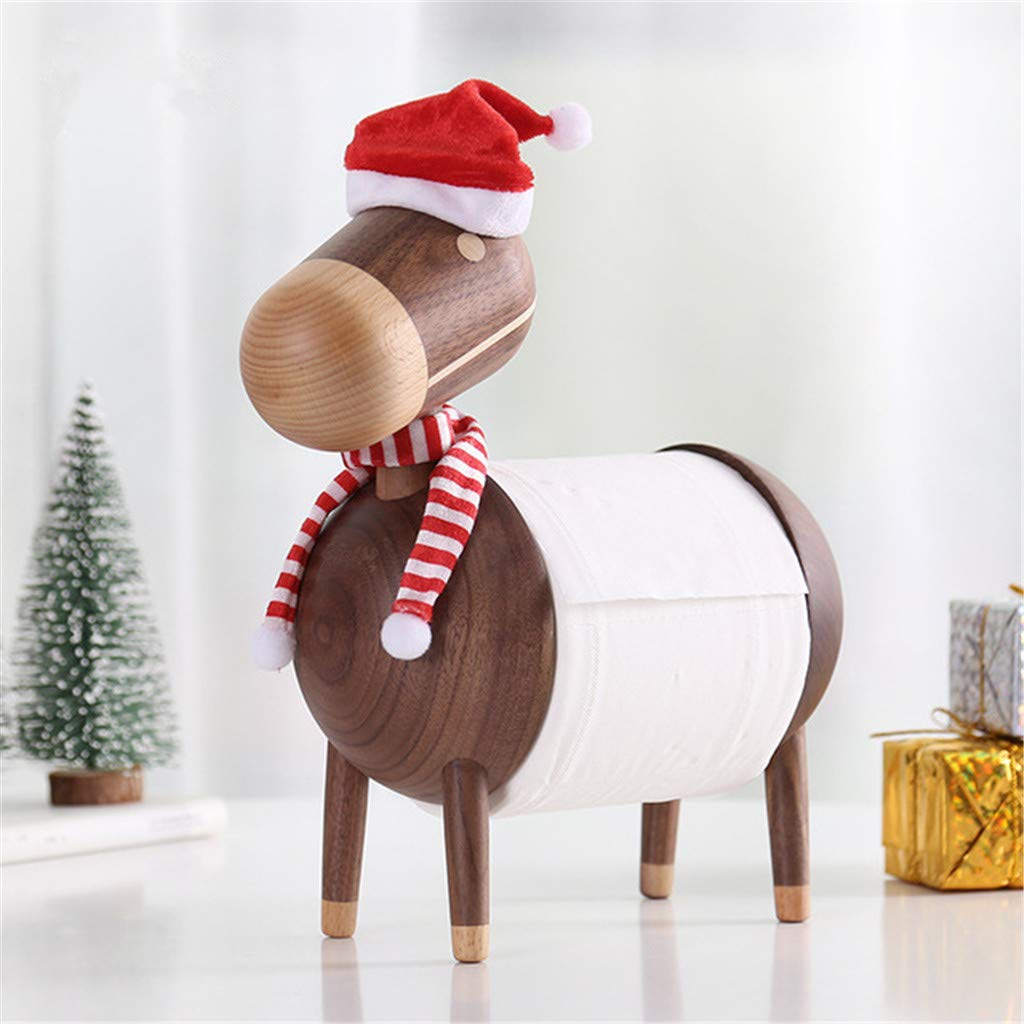 Amazon Com Uplord Paper Holder Small Donkey Paper Towel