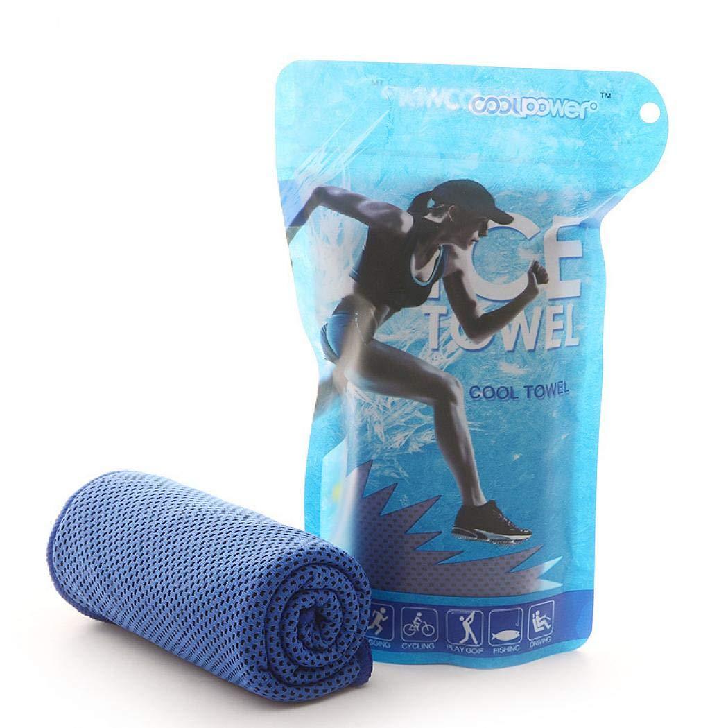 Casecover Toallas De Microfibra Suave Peque/ño Port/átil Deportes Viajes Toalla De Secado R/ápido para La Gimnasia De Refrigeraci/ón