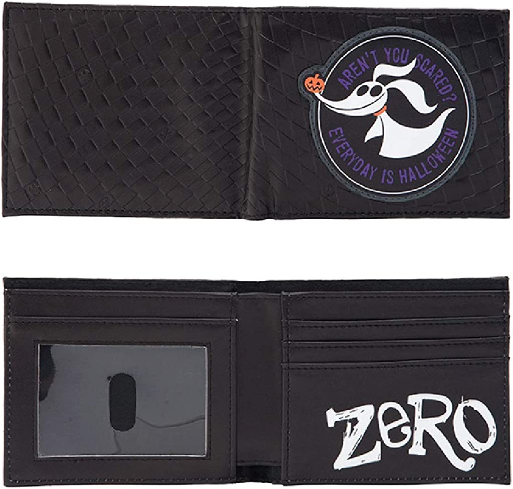 Nightmare Before Christmas Zero Character Wallet