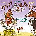 Für kein Heu der Welt (Die Haferhorde 10) Hörbuch von Suza Kolb Gesprochen von: Bürger Lars Dietrich