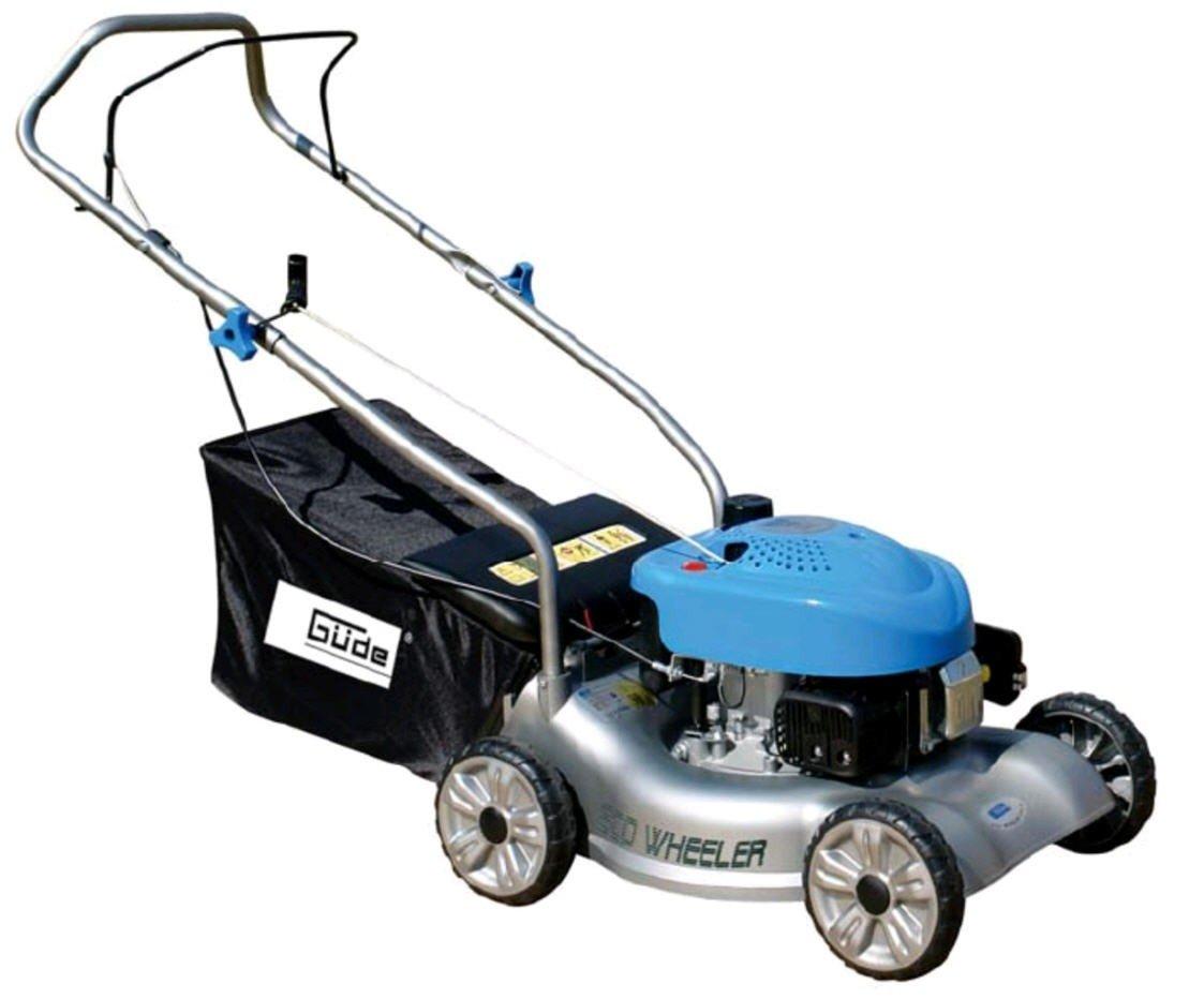 GÜDE Benzinrasenmäher »ECO WHEELER 410 P«
