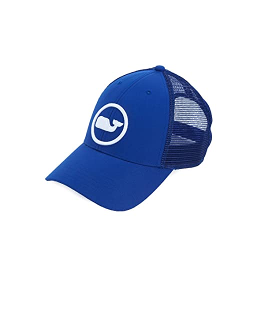 Vineyard Vines Men s Whale Dot Performance Trucker Hat  Amazon.ca  Clothing    Accessories df088710a948
