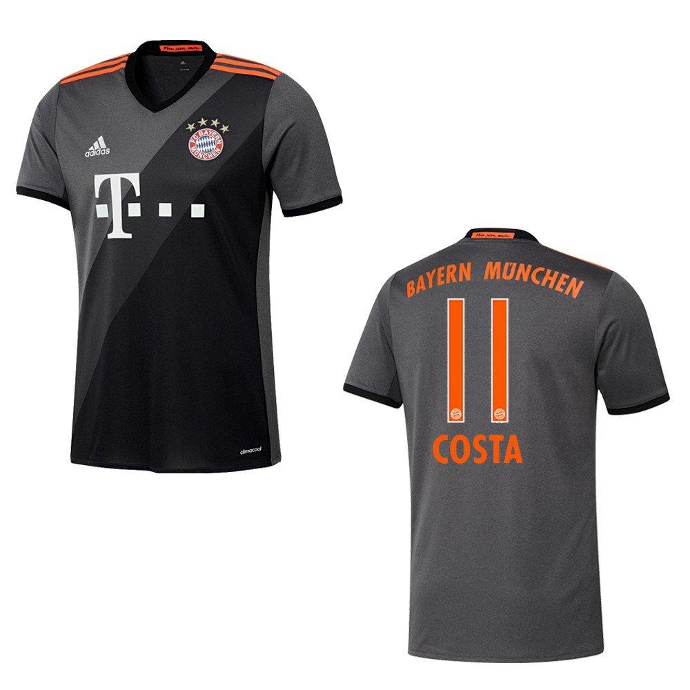 Adidas Trikot FC Bayern München 2016-2017 Away - Costa 11