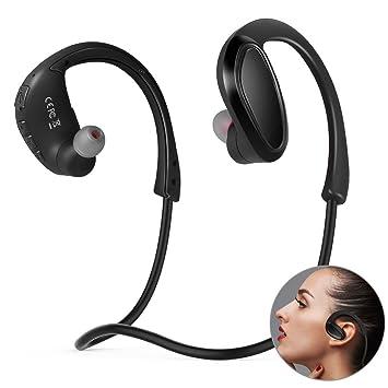 Leshp écouteurs Bluetooth 42 Sans Fil Oreillette Bluetooth Avec