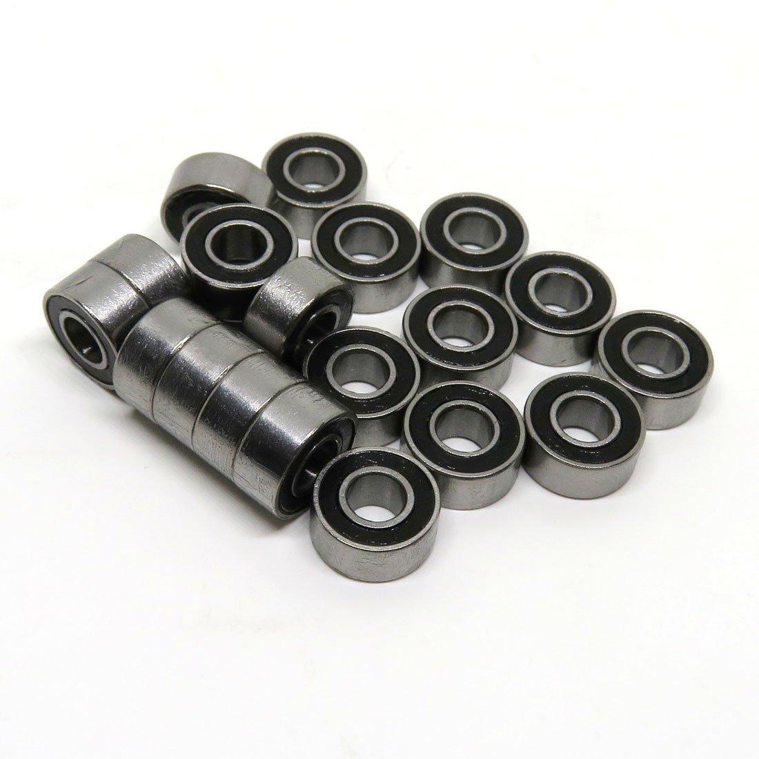 /2RS abec-3/confezione da 10/pz Zoty 5/x 8/x 2.5/mm RC sostituzione cuscinetti di precisione MR85/