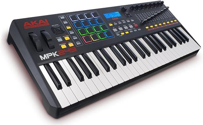 AKAI Professional MPK249 USB MIDI Keyboard Controller